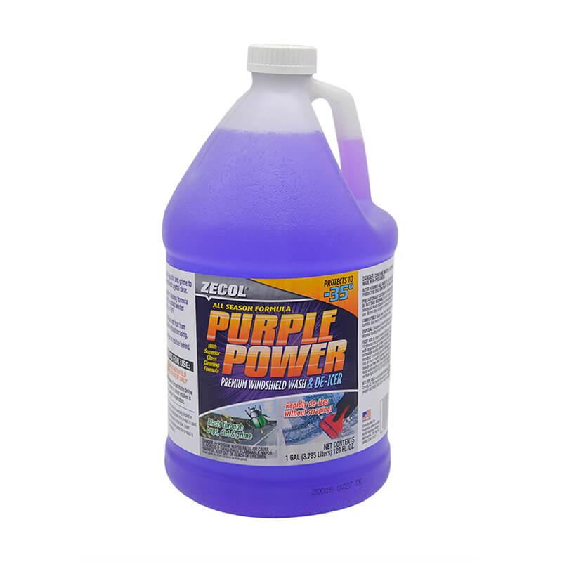 Antifreeze  & Window Washer Fluid