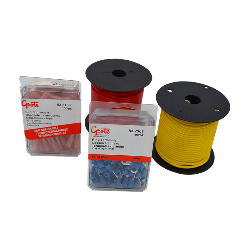 Terminal, Wire, Cable & Accessories