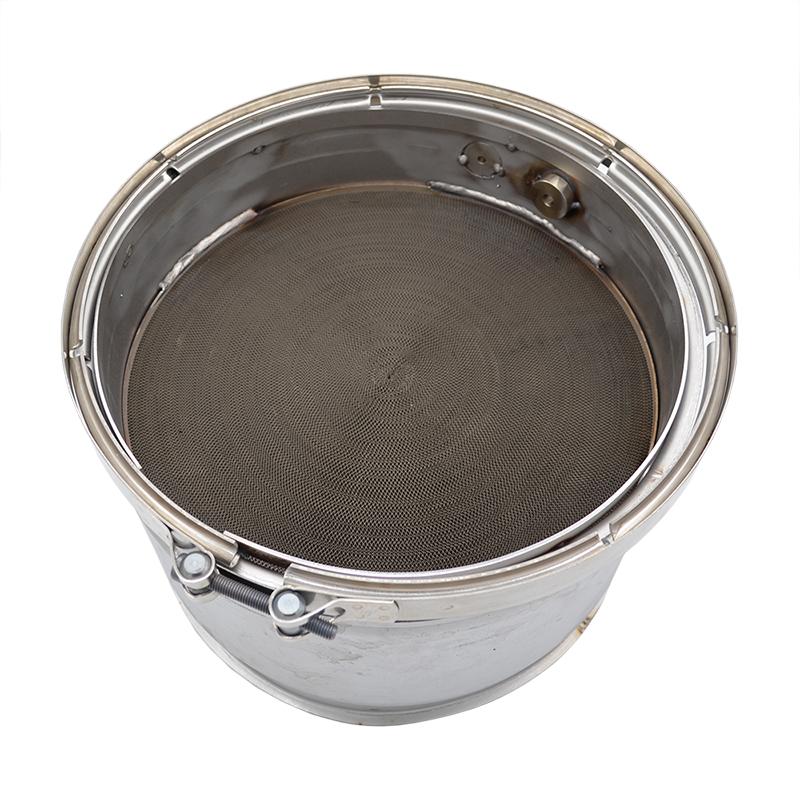 Diesel Oxidation Catalysts (DOC)